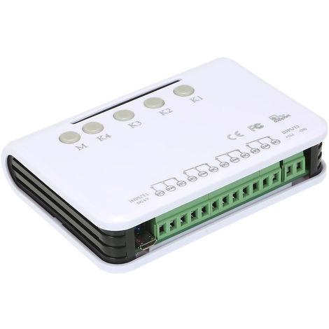 Smart Remote Control Wireless Switch Universal Module White
