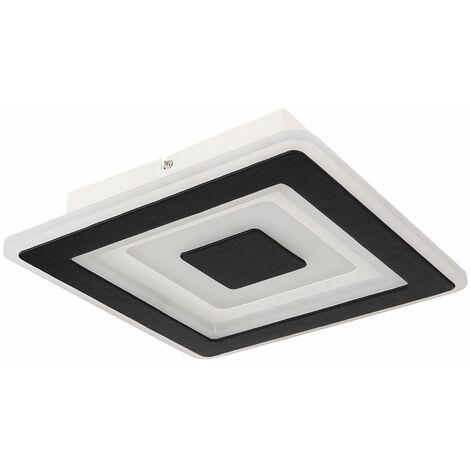 Smart RGB LED plafonnier télécommande lumière du jour lampe de projecteur dimmable app contrôle de téléphone portable Globo 48010-24SH