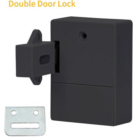 Smart Sensor Cabinet Lock Adhesive Hidden Drawer Lock Inductive Digital Lock