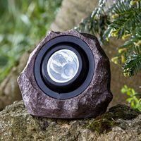 Smart Solar Jumbo Rock Light 15 Lumen.