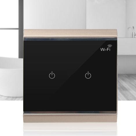Smart Switch Touch Panel Wifi Precio Hasaki