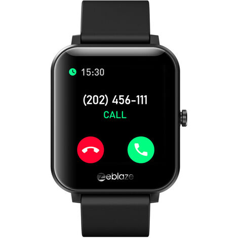 """main image of """"Smart Watch Bluetooth Watch Call Blood Voltage Oxygen Heart Frequency Monitoring Music Remote Control Black Touch Screen"""""""