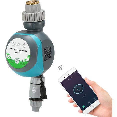 "main image of ""Smart Wifi Irrigation Programmateur Controller Telephone Mobile D'Acces A Distance Sans Fil Programmable"""