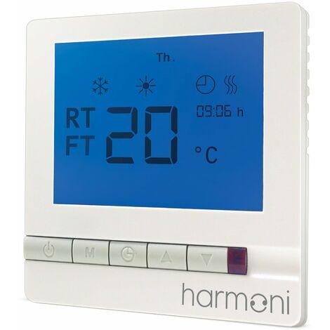 SmartMat 100w/m2 1.0m2 100w Underfloor Heating Kit + Harmoni 25 Thermostat
