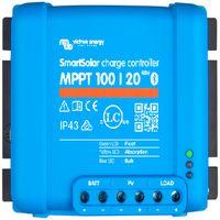 SmartSolar MPPT 100/20 avec 48V en tension batterie