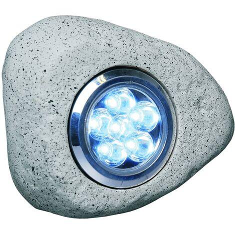 Smartwares LED Rock Gartenstrahler 3 Stk. 2,7 W Grau RS306