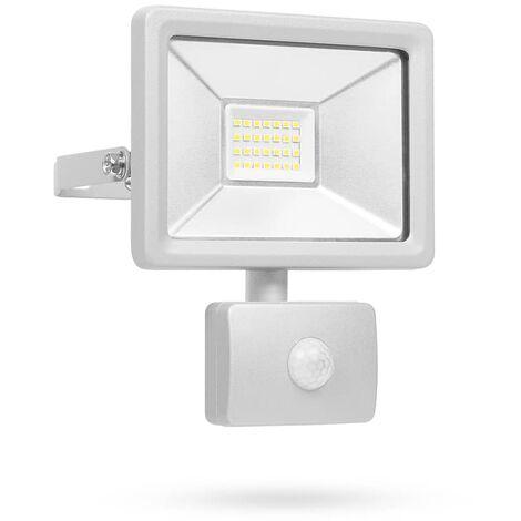 Smartwares LED Security Light with Sensor 20 W Grey SL1-DOB20