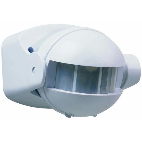 SMARTWARES Motion Sensor 180° 12 m White ES34