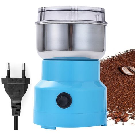 Smash Machine Electrique Cereales Grains Moulin A Epices Herbes Pulverizer Grinding Machine