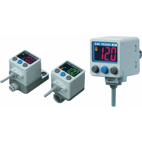 SMC ZSE40AF-01-T H/precision Digital Pressure Switch