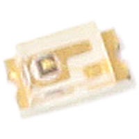 SMD-LED, 0603, super red, 62mcd