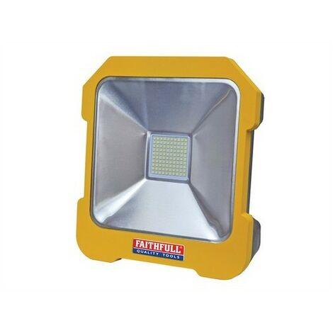 SMD LED Task Light with Power Take Off 20 Watt