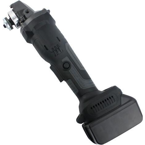 Smerigliatrice angolare a batteria Smerigliatrice elettrica senza spazzole a velocita variabile Taglierina per metalli Utensile per molatura portatile per il taglio di lucidatura Legno Ferro