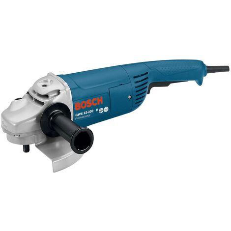 Smerigliatrice angolare Bosch GWS 22-230 H Professionale