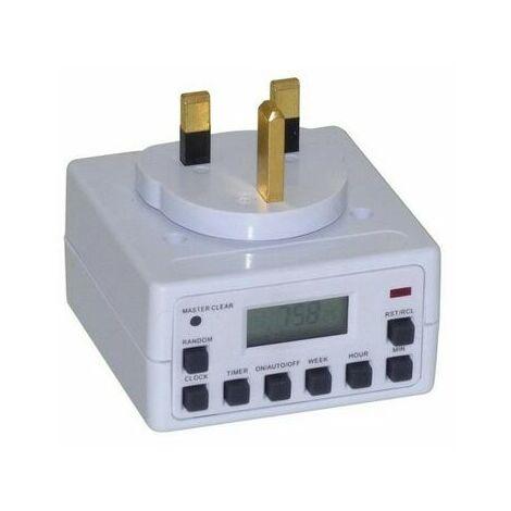 SMJ DT4B1C Avantix Digital 4 Button Timer