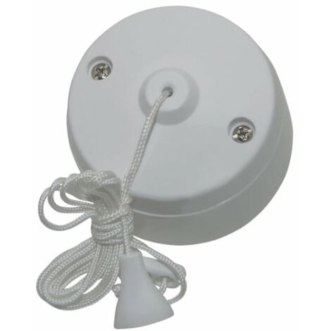 SMJ PPSWCL1W Ceiling Pull Switch 6AX1 Way