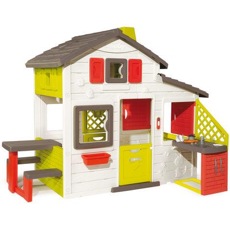 Casetas infantiles de jardín