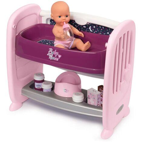 Smoby Puppenbett Baby Nurse
