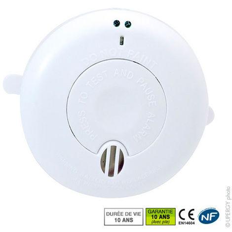 Smoke Alarm NF BRK (Red. SA410Li)