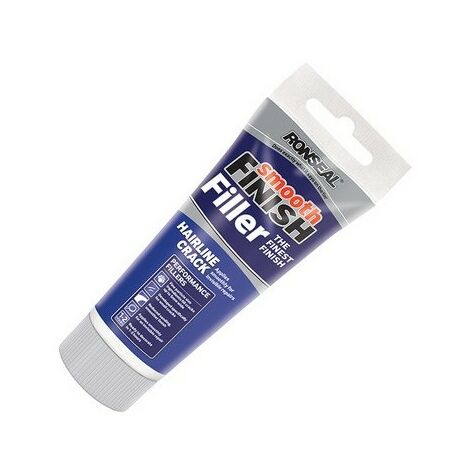 Smooth Finish Hairline Crack Fillers