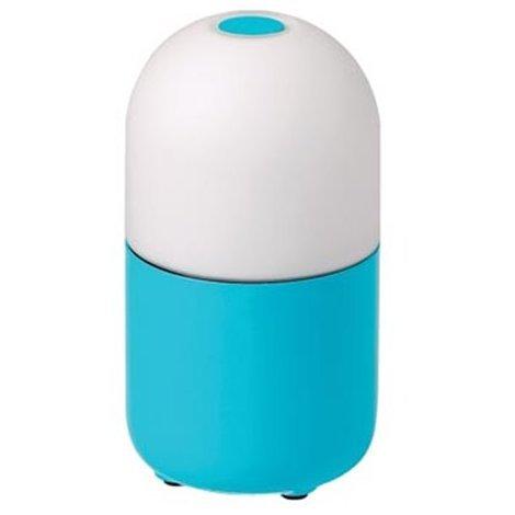 Smooz Bean - Lampe De Table Rgb - Rechargeable - Bleu