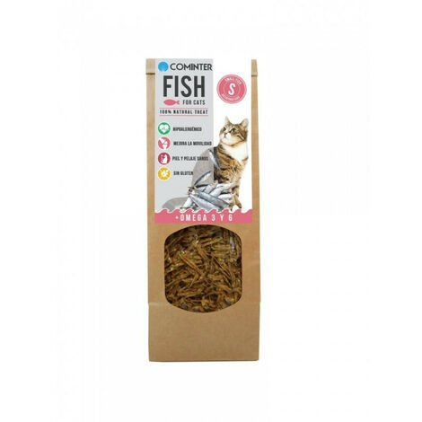 SNACK FISH FOR CATS GATOS