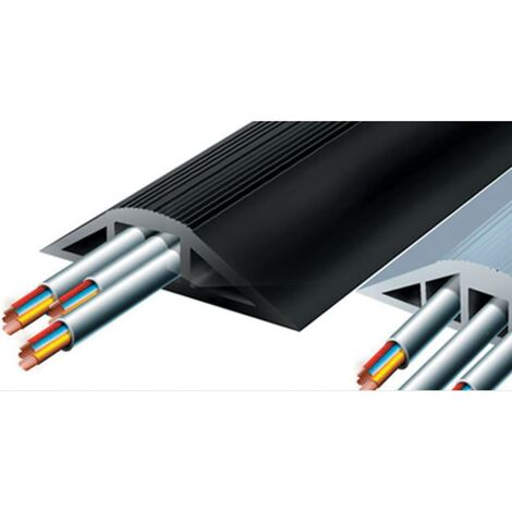 Snap Fit Multi Compartment Cable Protectors