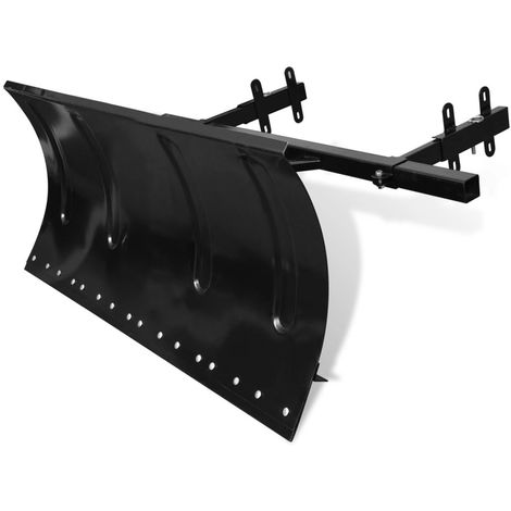 Snow Plough Blade 100 x 44 cm for Snow Thrower