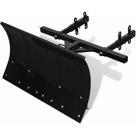 Snow Plough Blade 80 x 44 cm for Snow Thrower