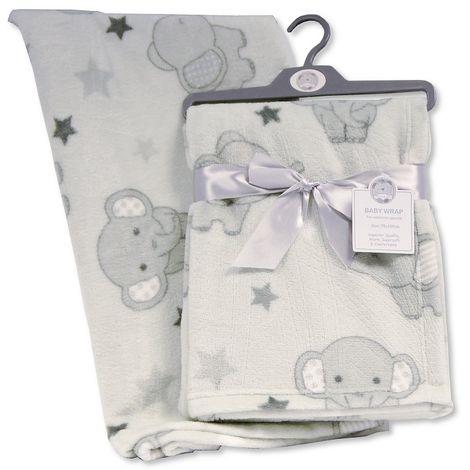 """main image of """"Snuggle Baby Babies Elephant Wrap"""""""