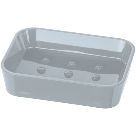 Soap dish Candy Grey WENKO