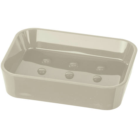 Soap dish Candy Taupe WENKO
