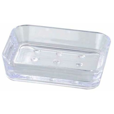 Soap dish Candy Transparent WENKO