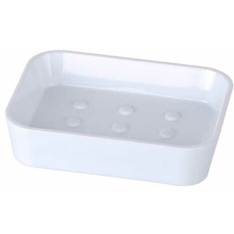 Soap dish Candy White WENKO