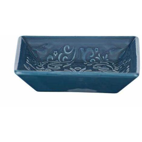 Soap dish Cordoba dark blue WENKO