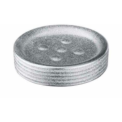 Soap dish Polaris Juwel Silver WENKO