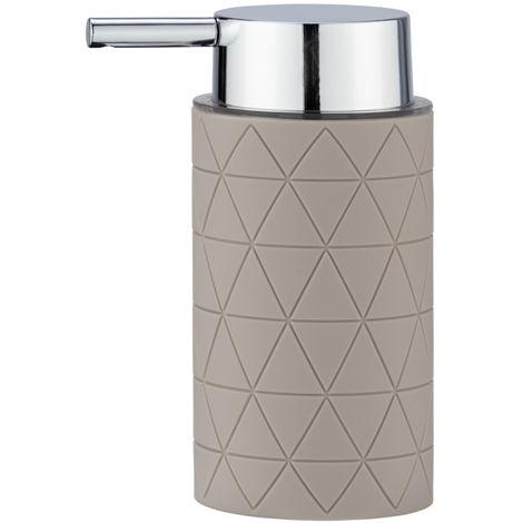 Soap dispenser Casella taupe WENKO