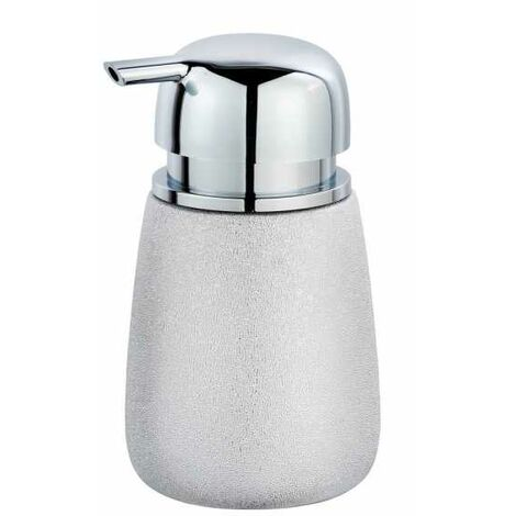 Soap dispenser Glimma silver WENKO