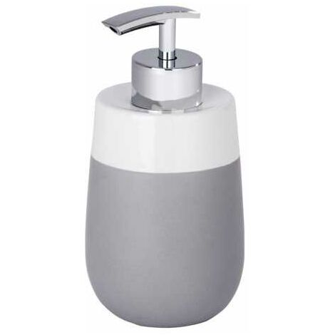 Soap dispenser Malta Grey/White WENKO