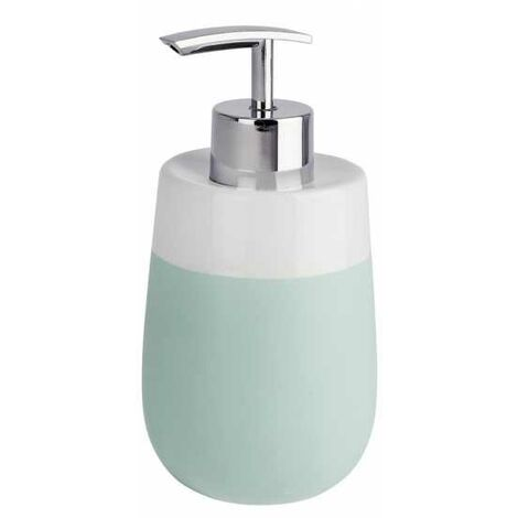 Soap dispenser Malta mint/white WENKO