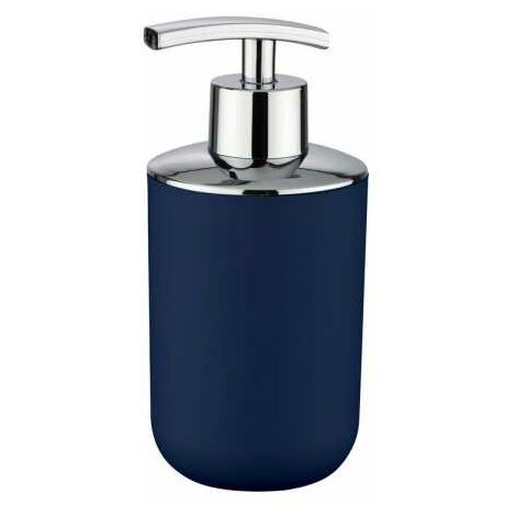 Soap Dispenser Mod. Brasil, dark blue WENKO