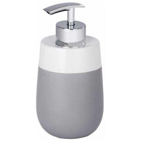 Soap Dispenser Mod Malta Grey White Wenko