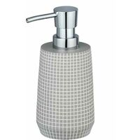 Soap dispenser Ohrid grey WENKO