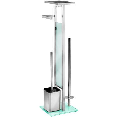 Soap dispenser Polaris Black WENKO