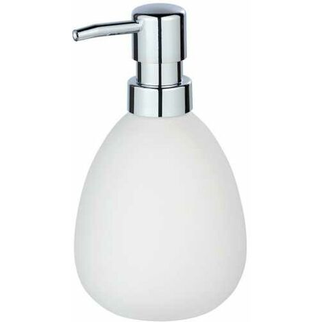 Soap dispenser Polaris white matt WENKO