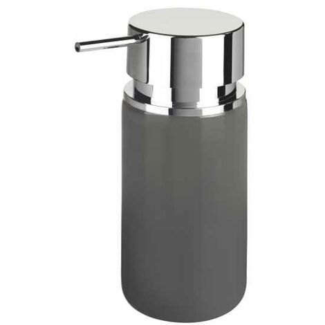 Soap Dispenser Silo grey WENKO