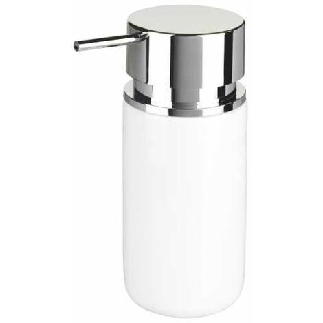 Soap Dispenser Silo white WENKO