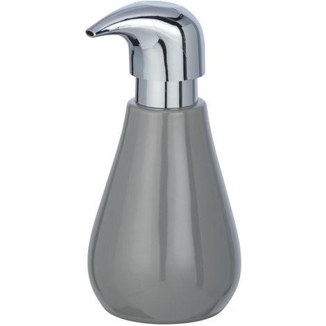 Soap dispenser Sydney Grey shiny WENKO
