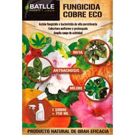 sobre de Insecticida Fungicida Cobre Eco. 26 Gr. 100% Ecológico