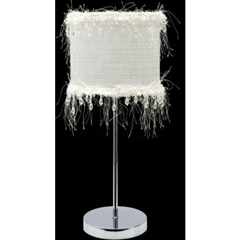 Sobremesa Hilos blanco 42,5x17